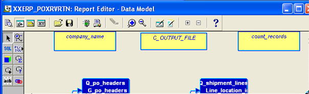 oracle apps report output in excel format