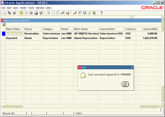 A Invoice Or An Invoice Pdf Order To Cash Process In Oracle Apps Printable Sales Receipts with Bursar Receipt If You Know The Batch Name To Be Posted You Can Directly Post Using The  Post Window Microsoft Invoice Templates Excel