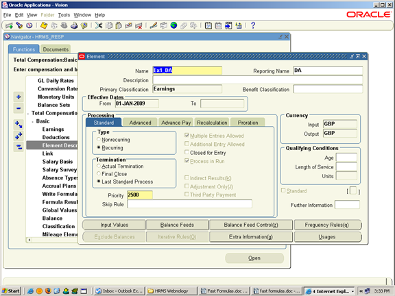 oracle hrms fast formula tutorial